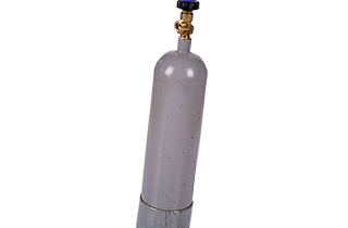 CO2 Gasflasche 2,0 kg